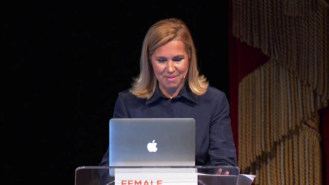 Jessica Livingston at Y Combinator Female Founders Conference 2016