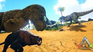 危険な生物だらけの『肉食島』に行ってみた!- ARK Survival Evolved ゆっくり実況 EX#6