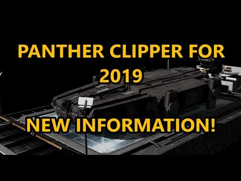 Elite Dangerous - Panther Clipper in 2019?! - Speculation and Information