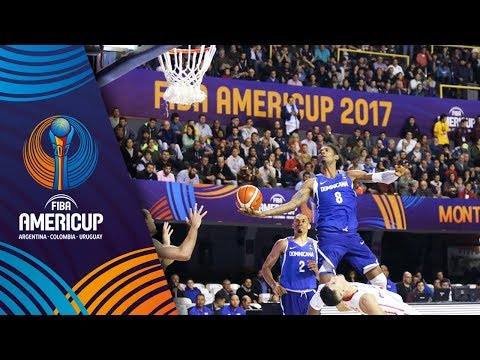 Panama v Dominican Republic - Full Game - FIBA AmeriCup 2017