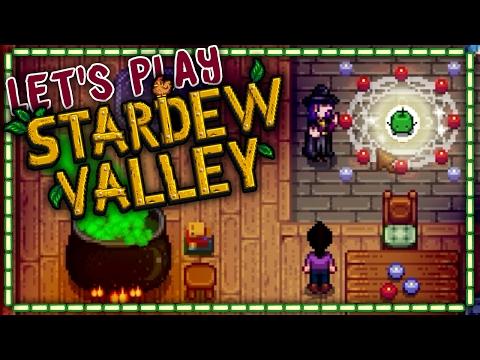 Let's Play: Stardew Valley   Part 5 - RAT PROBLEM