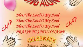 Bless The Lord O My Soul - Oslo Gospel Choir + Lyrics