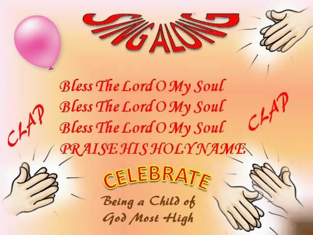 Bless The Lord O My Soul - Oslo Gospel Choir + Lyrics Chords - Chordify