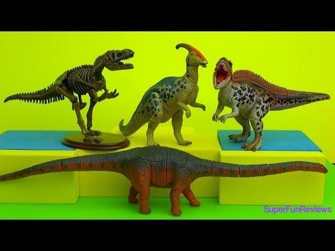 Dinosaur Puzzle Surprise Eggs - Dino Puzzle 3D - Hatch your own dinosaurs