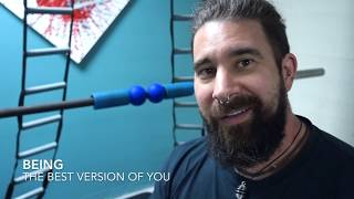 On Being the Best Version of You : TRAINING MOTIVATION