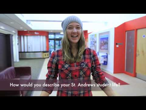 What is your St. Andrews?