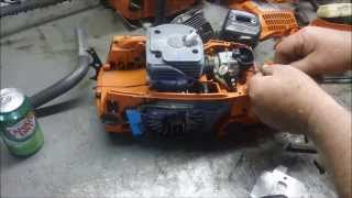 Husqvarna 365 Special to 372xpw Conversion & Husqvarna 372xp OE vs. 372  X-Torq. Whats Different?