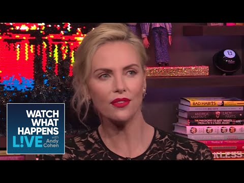 What Are Charlize Theron's Turn Ons?  WWHL