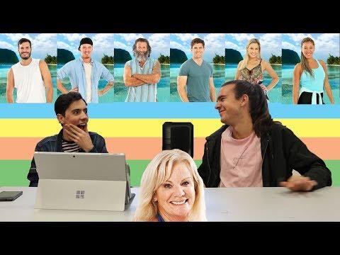 THE REINCARNATION OF SUE'S BIG MOVE | Australian Survivor 2017 Cast Review (Part 3/4)
