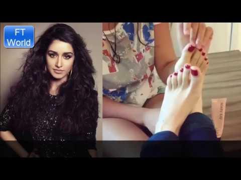 Shraddha Kapoor Feet