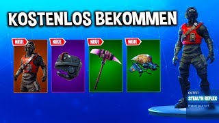 FREE ITEMS in *NEW* Fortnite Update