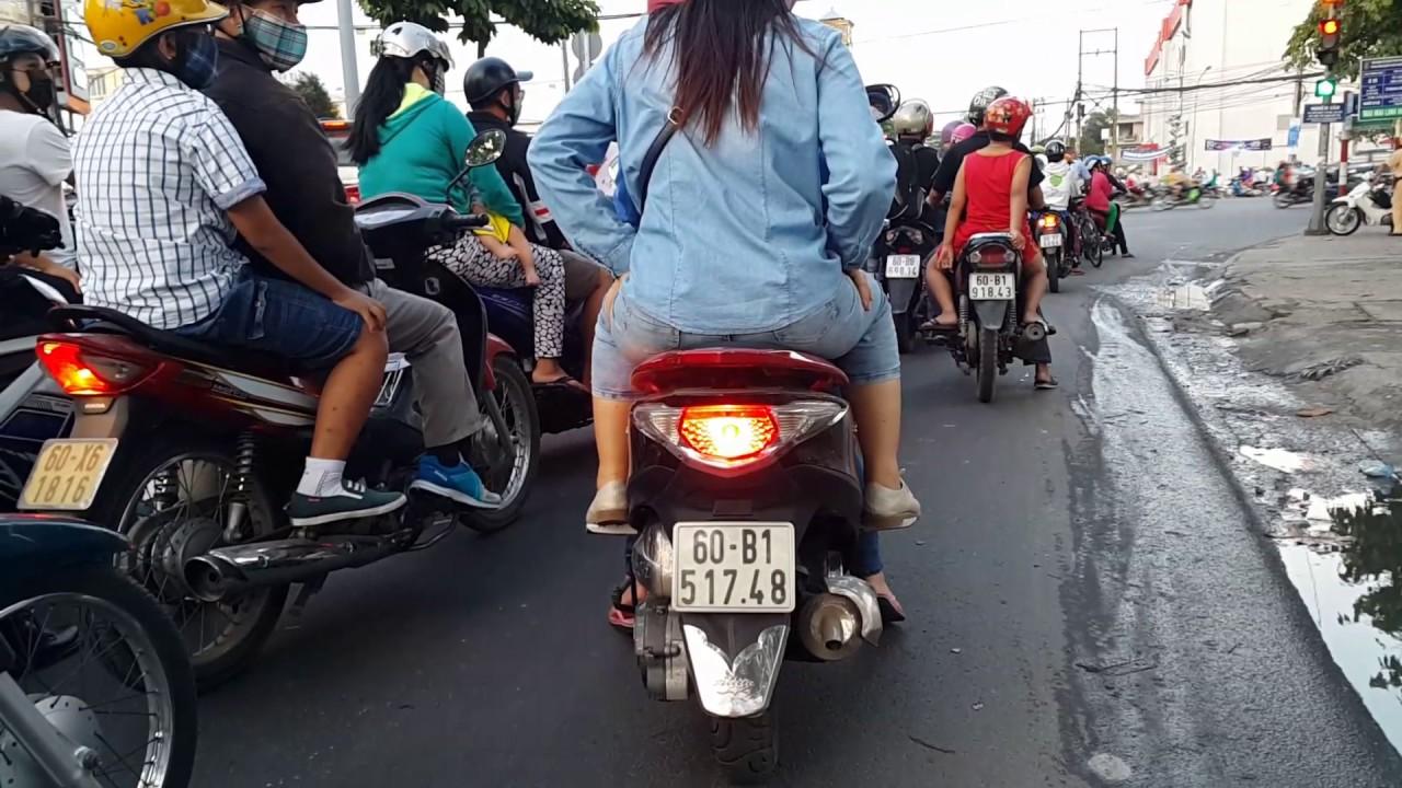 Quốc lộ 1K,Nhà thương điên Biên Hòa,Hố Nai,chiều 25.3.2017(2)