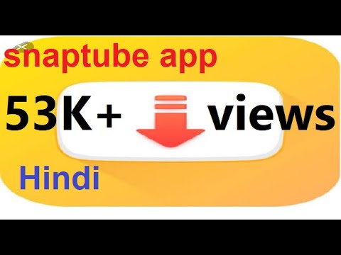 HOW TO DOWNLOAD ORIGINAL SNAPTUBE APP / how to download snaptube / HINDI
