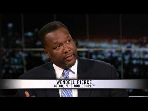 Real Time with Bill Maher: Wendell Pierce – September 19, 2014 (HBO)
