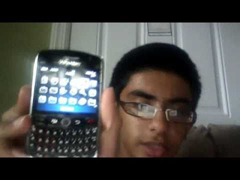 BlackBerry Curve 8900 Javelin Review