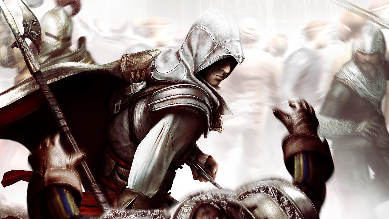 Assassin S Creed Brotherhood Mod Young Ezio Skin Giovanni