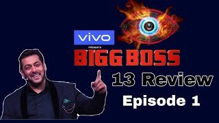 Bigg Boss 13 Season Premiere Live Review   Day 1   29th September 2019