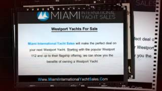 Westport Yachts for Sale