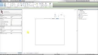Изменение размеров окна Татпроф и рассмотрение их в 3D проекте Autodesk Revit