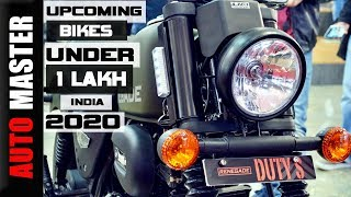 TOP 6 UPCOMING BIKES IN INDIA 2020 UNDER 1 LAKH   (Bikes 2020)