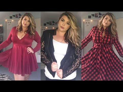 Plus Size Fall Fashion Try