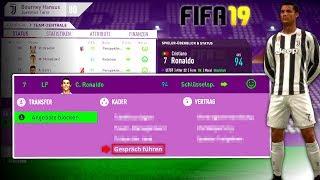 TOP 10 DINGE DIE ICH MIR FÜR FIFA 19 KARRIEREMODUS WÜNSCHE !!! 📜😍