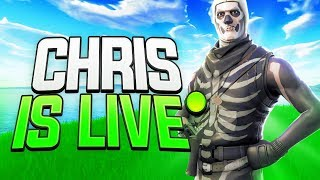 My name is Chris and I enjoy fortnite as much as you! My goal is to...
