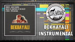 Bekhayali (Instrumental) | Kabir Singh | Sachet T | Arijit Singh | LYRICAL + Ableton Project View