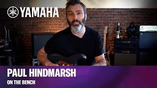 Yamaha | On the Bench | Artist Check-in with Paul Hindmarsh (Live)