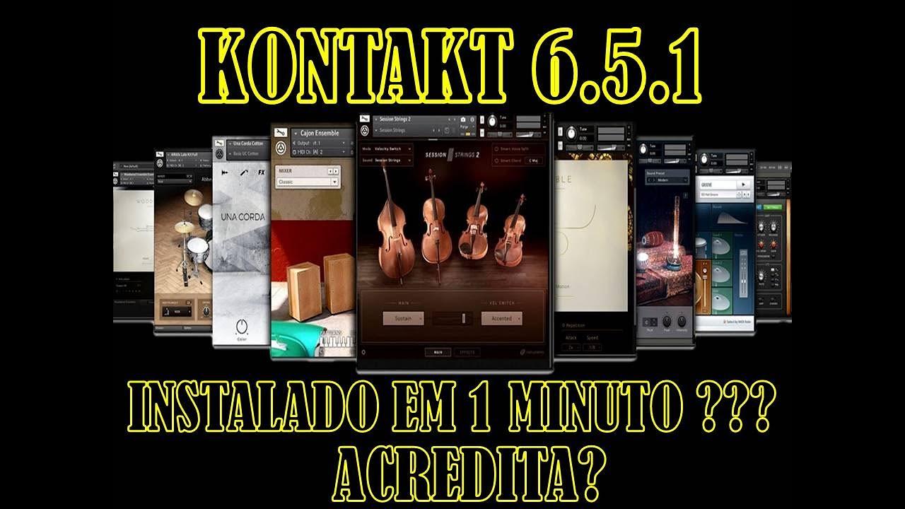 Download Kontact 6.5.1 instale em 1 minuto  by Wayabeat