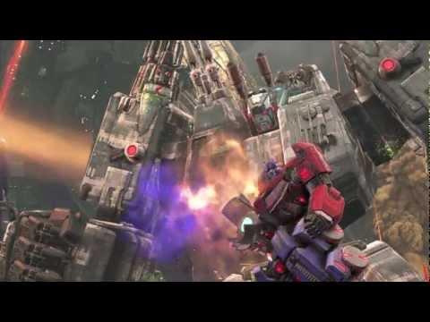 Transformers Fall of Cybertron Launch Trailer FINAL