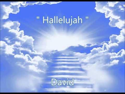 Hallelujah Version Française