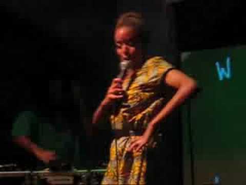 Kissey Asplund Live Performance, So Good, 7.21.08