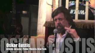 Video: Oskar Eustis, Michael Friedman on American theater: