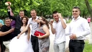 Весёлая свадьба в Гомеле