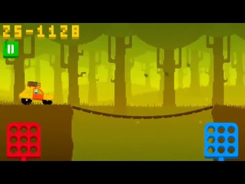 Wild Roads gameplay video IOS / ANDROID