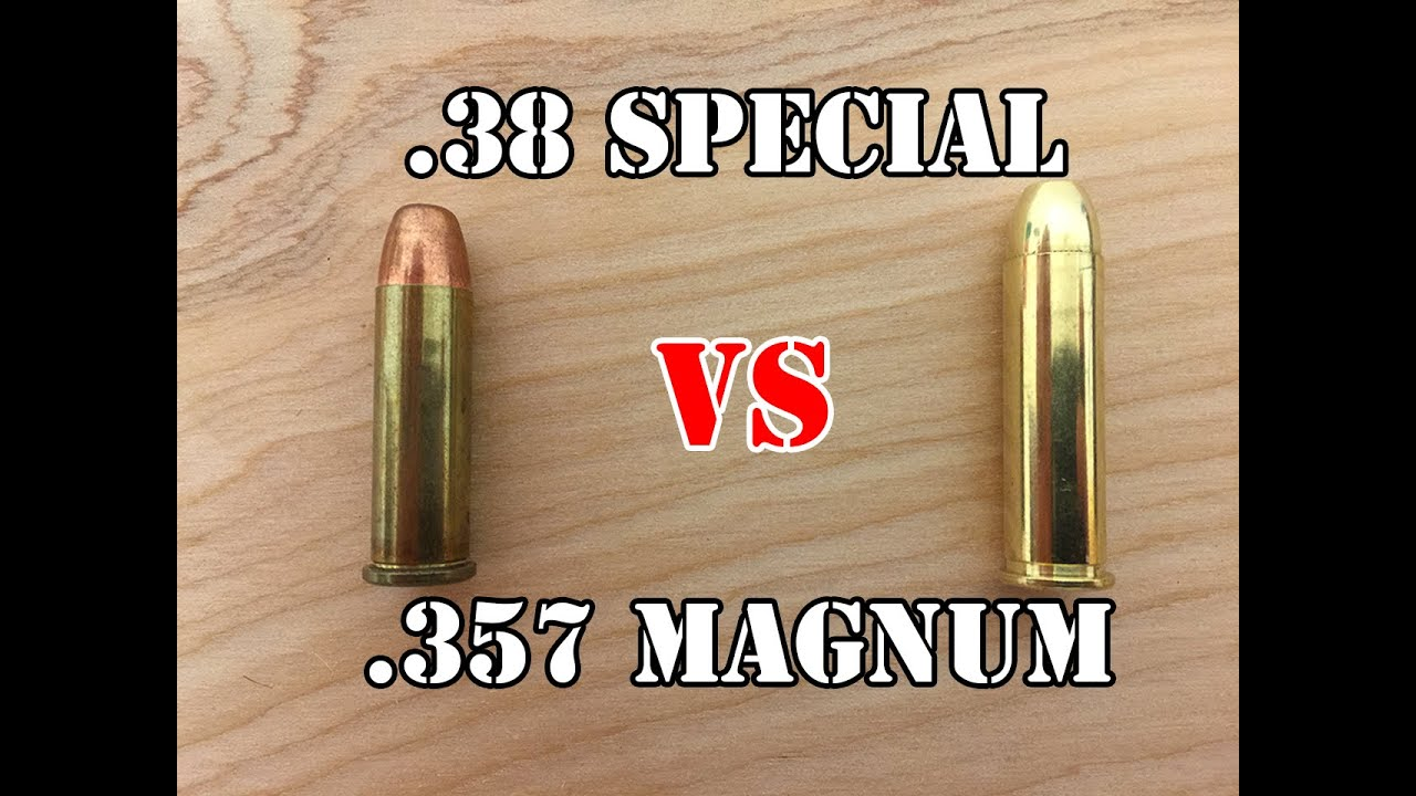 357 Magnum vs  38 Special - Difference and Comparison | Diffen
