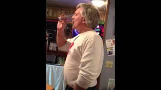 Drinking man Thumbnail