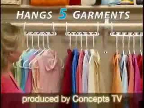 Wonder Hangers Commercial As Seen On Tv Youtube