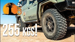 What do YOUR 4x4 wheels and tires weigh? I bet it's more than you think! ASPW weight loss program.