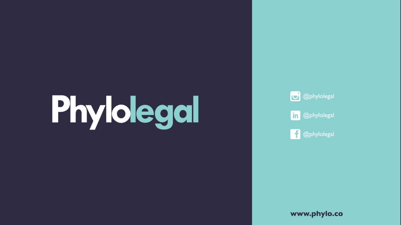 ¿Derechos de autor y propiedad intelectual? Phylo Legal.