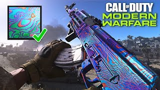 unlocking-damascus-camo-in-modern-warfare