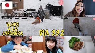 inicio de la Super Nevada + Jugando en la Nieve JAPON - Ruthi San ♡13-01-17