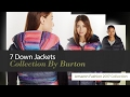 7 Down Jackets Collection By Burton Amazon Fashion 2017 Collection