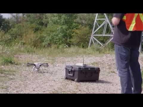Aeryon SkyRanger sUAS for Civilian Applications