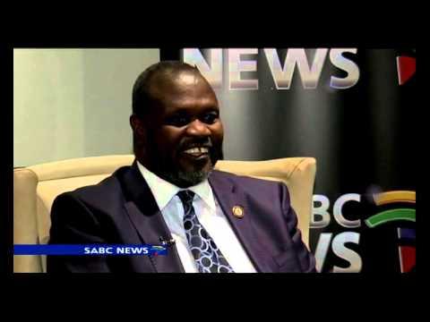 Riek Machar on the Al-Bashir saga