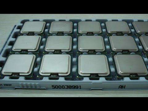 Удвоение производительности ПК! Серверный процессор Xeon в плату .