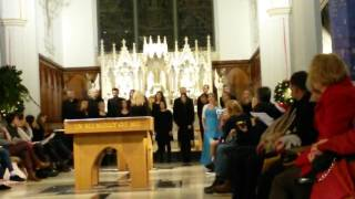 O Holy Night  - Anna Louise Costello & Marine Institute Singers