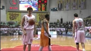 Gao Shang, 2014-11-19, Guangdong vs Chongqing