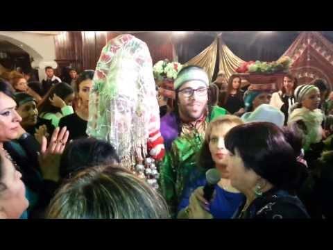 حفلة عرس يمنيه يهوديه في اسرائيل